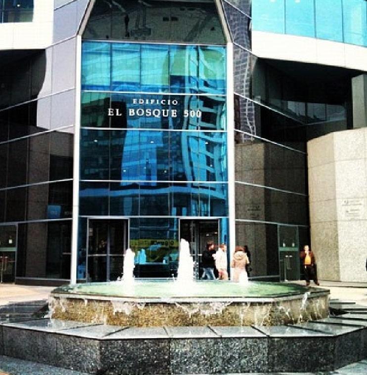 Edificio El bosque 500 servicios oficar