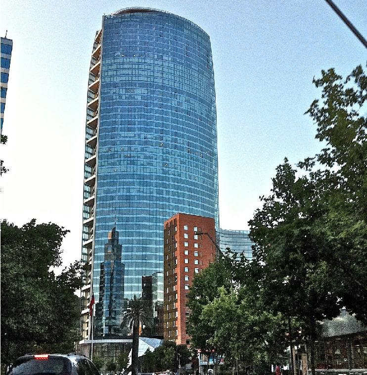 Edificio torre titanium servicios oficar